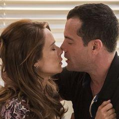 """Final """"Haja Coração"""": Tancinha (Mariana Ximenes) beija Apolo após casamento com Beto!"""
