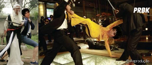 """Ou será que Solange Knowles está treinando com Pai Mei para ser a nove estrela de """"Kill Bill""""?!"""