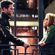 """Em """"Arrow"""": na 5ª temporada, Oliver (Stephen Amell) descobre que Felicity está namorando!"""