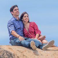 """Final """"Haja Coração"""": Shirlei e Felipe vão se casar e ter uma filha nos últimos capítulos!"""