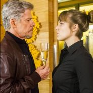 """Novela """"A Lei do Amor"""": Isabela (Alice Wegmann) é humilhada por Tião durante festa de Letícia!"""