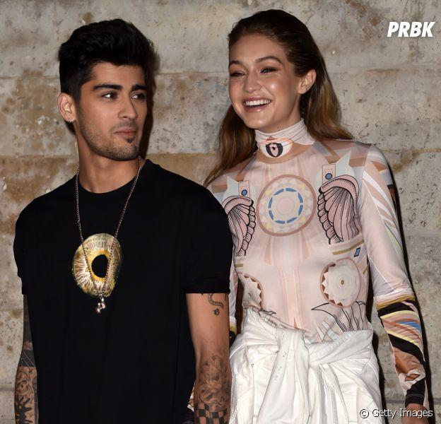 Namorada de Zayn Malik, Gigi Hadid conta que não era fã da banda One Direction