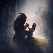 """De """"A Bela e a Fera"""", com Emma Watson: Disney divulga novo cartaz e relembra cena icônica!"""