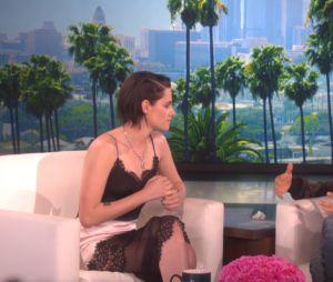 "Kristen Stewart vai ao ""The Ellen DeGeneres Show"" e relembra a época de ""Crepúsculo"""