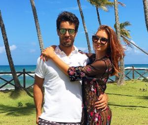 Marina Ruy Barbosa e Xandinho Negrão namoram há aproximadamente dez meses