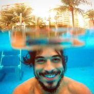 """Douglas Sampaio, de """"A Terra Prometida"""", comenta assédio dos fãs: """"Estou me mantendo reservado"""""""