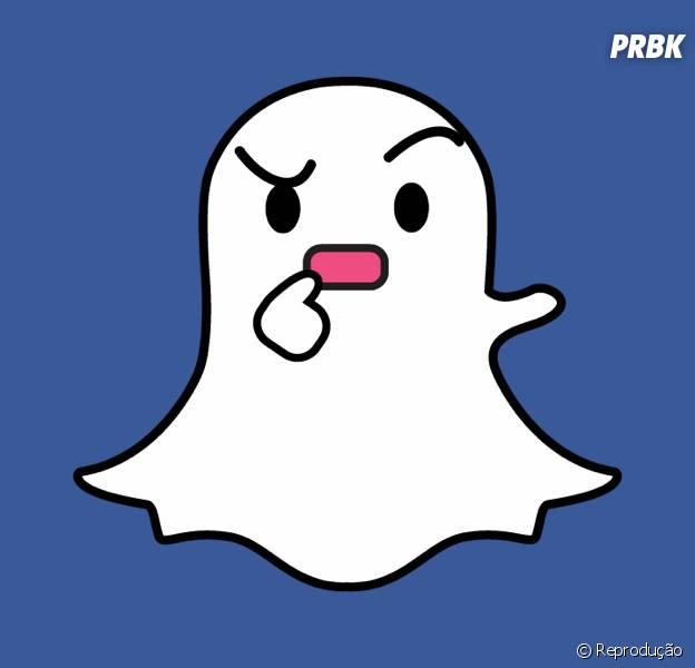 """Novo aplicativo desenvolvido pelo Facebook para concorrer com """"Snapchat"""""""