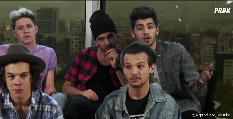 Austrália e parte da Ásia estão na rota da nova turnê do One Direction