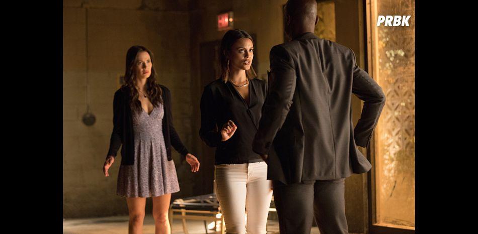 "Siren (Nathalie Kelley) vai armar plano contra filhos de Caroline (Candice King) em ""The Vampire Diaries"""