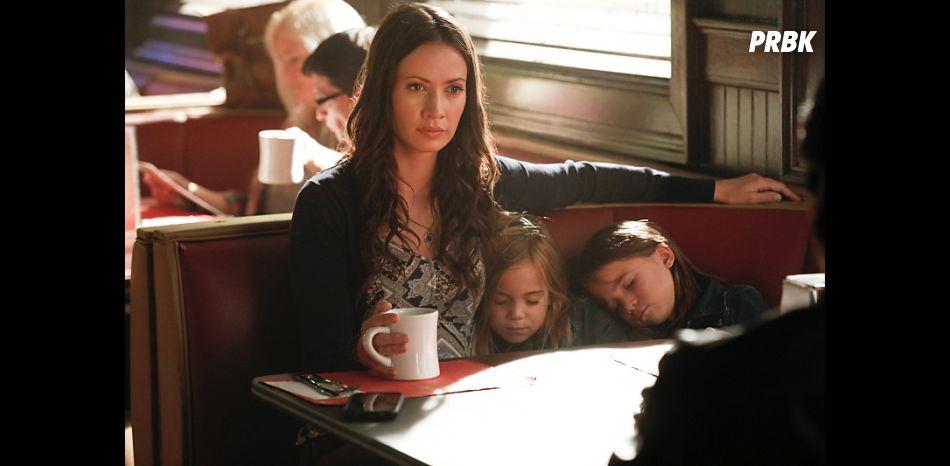 """Filhos de Caroline (Candice King) serão alvo de Siren (Nathalie Kelley) em """"The Vampire Diaries"""""""