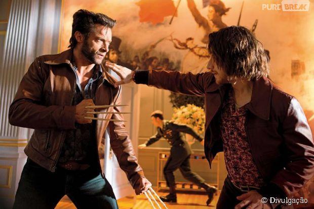 X-Men dias de um futuro esquecido é o auge da franquia mutante