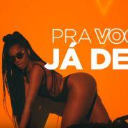 """IZA, da trilha de """"Rock Story"""", lança lyric vídeo de """"Quem Sabe Sou Eu"""" e fãs piram!"""