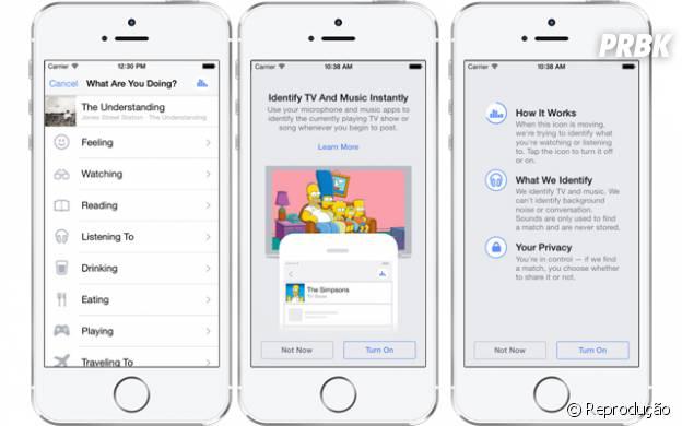 Nova ferramenta do Facebook ajuda a identificar o que você esta assistindo