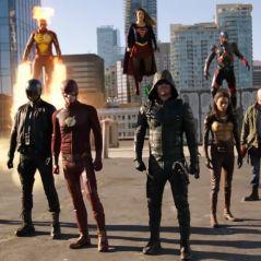 """Em """"The Flash"""": na 3ª temporada, Barry (Grant Gustin) chama Kara para montar um time!"""