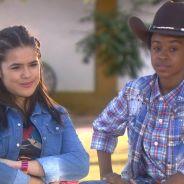 """De """"Carinha de Anjo"""": Juju (Maisa Silva) e Zeca (Jean Paulo Campos) e motivos pra shippar o casal"""