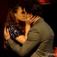 """Te contei? Luiza e Laerte oficializam o noivado na novela """"Em Família""""!"""