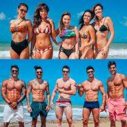 """Final """"De Férias Com o Ex Brasil"""", da MTV: participantes brigam após revelação de falsidade na casa!"""