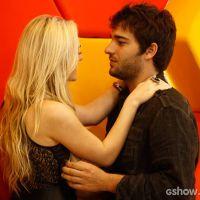 """Em """"Geração Brasil"""": Davi e Megan são flagrados por Zac no reality show"""