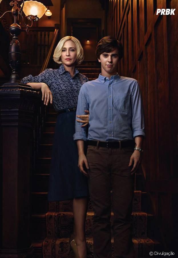 """3ª temporada de """"Bates Motel"""" está prevista para começar no segundo semestre"""