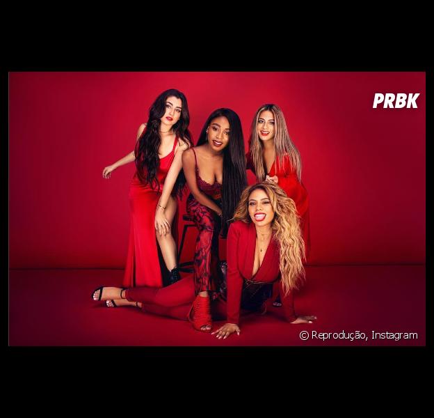 Fifth Harmony atualiza redes sociais com foto sem Camila Cabello!