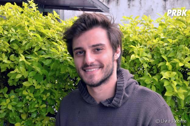 """Hugo Bonemer está com o coração partido só de pensar na despedida do elenco de """"Malhação"""""""