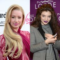 Duelo: Iggy Azalea ou Lorde? Qual a cantora de maior sucesso nas paradas?