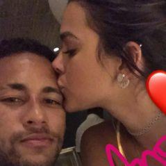 """Neymar Jr. comenta novamente foto de Bruna Marquezine e fãs enlouquecem: """"Minha mulher"""""""