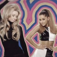 "Ariana Grande lança clipe do hit ""Problem"" com Iggy Azalea"