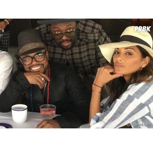 Black Eyed Peas sem Fergie? Nicole Scherzinger pode ocupar lugar da loira no grupo!
