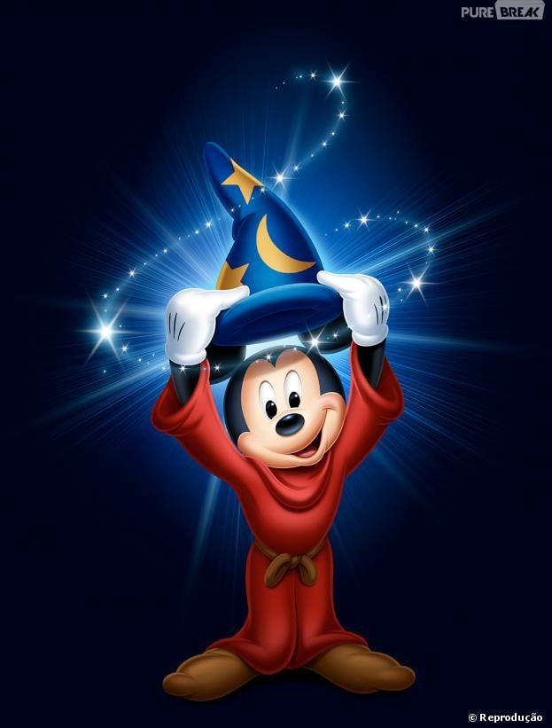 A Disney Company foi criada em 16 de outubro de 1923