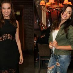 Lua Blanco, Anitta, Rodrigo Simas e famosos se encontram em evento no Rio