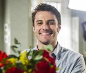 """Hugo Bonemer, o Martin de """"Malhação"""" é um romântico!"""