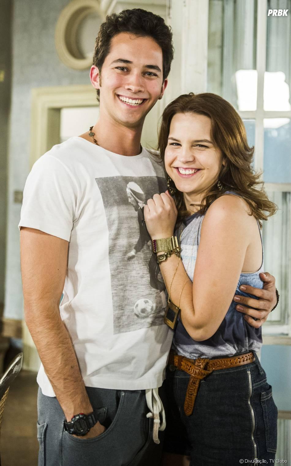 A primeira vez de Anita (Bianca Salgueiro) e Ben (Gabriel Falcão) resultou em uma exposição para a garota