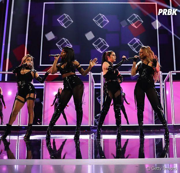Fifth Harmony aparece trabalhando em estúdio em nova foto
