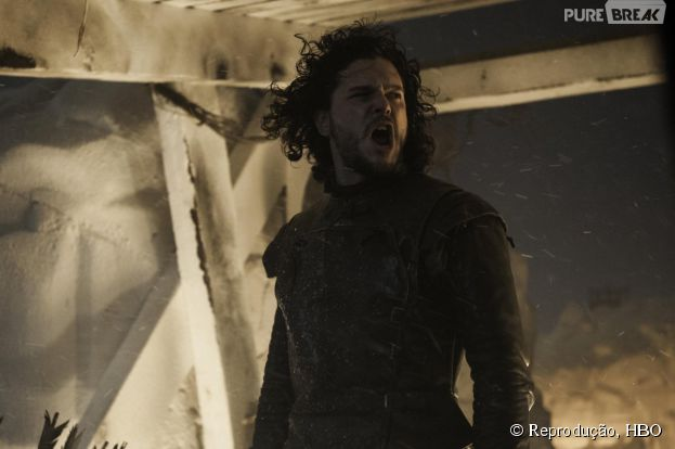 "Jon Snow (Kit Harrington) precisa defender a Muralha no próximo episódio de ""Game of Thrones""!"