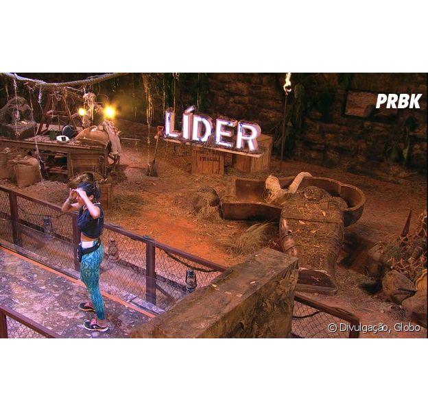 """No """"BBB17"""", Emilly vende 2ª Prova do Líder!"""