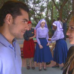 """Novela """"Carinha de Anjo"""": Cecília (Bia Arantes) vê Gustavo e Nicole juntos e sente ciúmes!"""