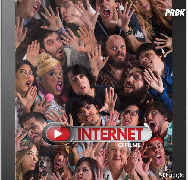 """""""Internet - O Filme""""estreia nesta quinta-feira (23)"""