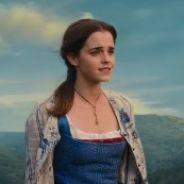 """Emma Watson, de """"A Bela e a Fera"""", fala sobre sua personagem: """"Ela é naturalmente diferente!"""""""