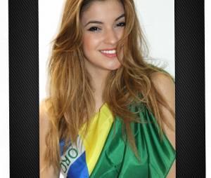 Bruna Altiere, namorada de Guilherme Leicam, tem 16 anos