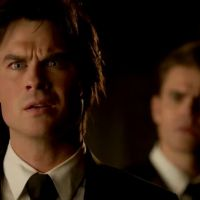 "Final ""The Vampire Diaries"": novo teaser mostra Damon (Ian Somerhalder) e Elena se encontrando!"