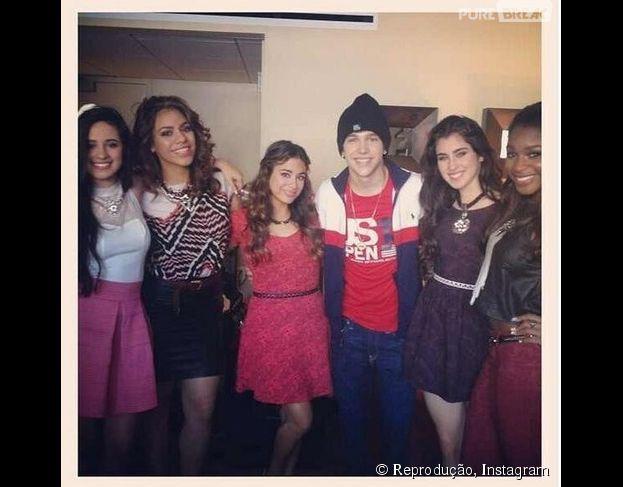 Austin Mahone e Fifth Harmony são atrações do Z Festival