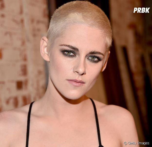 Kristen Stewart raspa a cabeça e surpreende fãs!