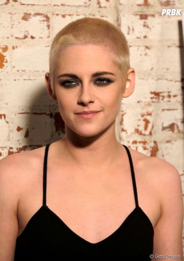 Kristen Stewart fica linda de qualquer jeito, né?