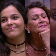 """No """"BBB17"""": Roberta, Emilly e Ieda formam novo Paredão triplo!"""