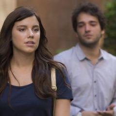 """Novela """"A Lei do Amor"""": Marina (Alice Wegmann) pede Tiago (Humberto Carrão) em namoro e ele recusa!"""