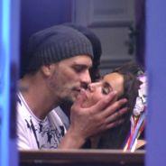 """No """"BBB17"""", Elettra ganha beijo de Daniel após festa: """"Chica caliente"""""""