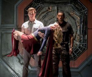 """Parece que o relacionamento entre Mon-El (Chris Wood) e Kara (Melissa Benoist) ainda vai enfrentar uns probleminhas em """"Supergirl"""""""