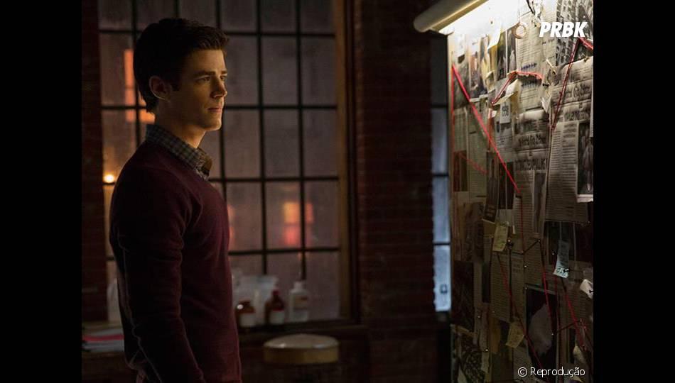 """Em """"The Flash"""", Barry Allen (Grant Gustin) quer descobrir o seu passado"""