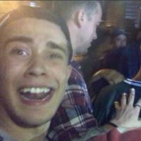 """Luis Mariz encontra Justin Bieber e vira piada no Twitter: """"Eu encostei nele"""""""